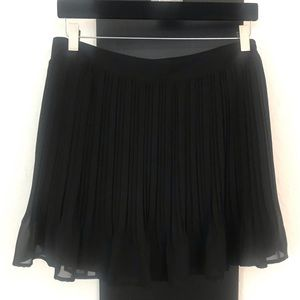 Candie's Women Flirty Pleated Skirt